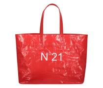 Übergroße Einkaufstasche mit Logo
