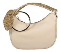 Petit neutral shoulder bag