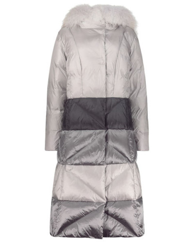 Maxi padded jacket