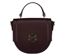 Mini crescent-inspired bag