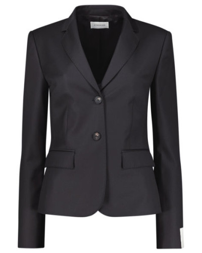 Bold cropped blazer