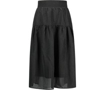 Molise tiered skirt