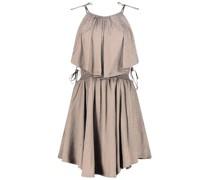 Chic flared dress