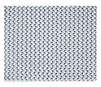 Minimal print subtle scarf