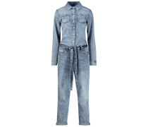 Leisurely denim  overalls