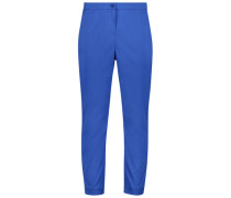 The perfect blue casual pants