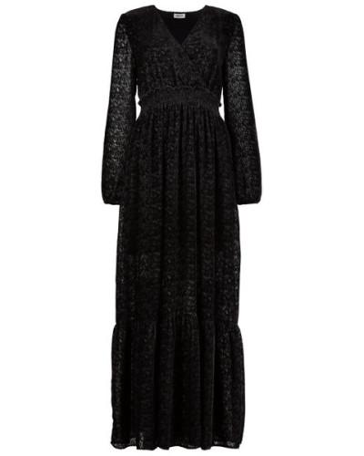 Vamp lace dress