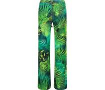 Flared leg tropic pattern Hose