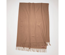 Canada Cash Nw Oversized cashmere scarf