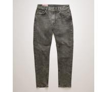 Melk Black Marble Jeans mit schmal zulaufendem Bein