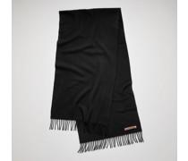 Canada Nr New Fringed wool scarf