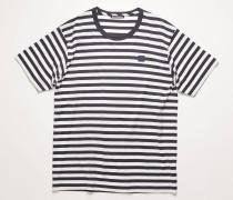 Gestreiftes T-Shirt in klassischer Passform