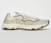 N3W W White/ivory/ivory Lace-up sneakers