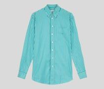 Gestreiftes Hemd mit Pegaso