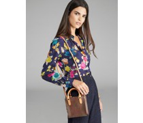Mini Shopping Bag Paisley