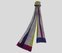 Schal aus Wolle mit Glencheckmuster