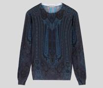Pullover aus Seide und Kaschmir