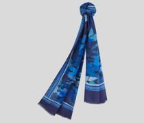 Schal mit Pegaso-Print