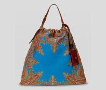 Paisley Shoppingtasche