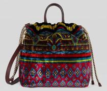 Etrosac Tasche aus Samt