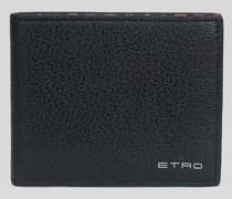 Brieftasche aus Gehämmertem Leder
