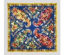 Floraler Paisley-Schal
