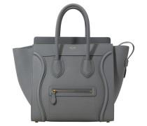 Handtasche Luggage Mini-Modell aus Kalbsleder
