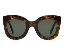 Butterfly-Sonnenbrille S005 mit Acetat-Rahmen