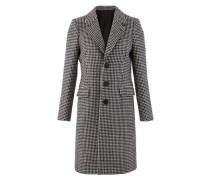 Large hounds tooth coat