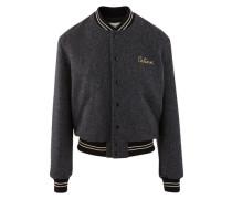 Teddy college jacket
