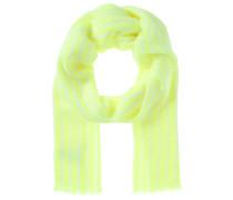 Schal mit Neon-Effekt