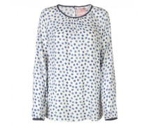 Bluse 'Erika' mit All-Over Print