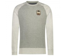 Pullover mit Labelpatch