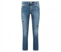 Regular-Fit Jeans im 5-Pocket Style
