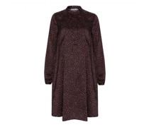 Kleid 'Oympia' mit Tupfen-Muster