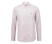 Button Down Hemd mit Musterung