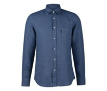 Regular-Fit Hemd 'Relegant' aus Leinen