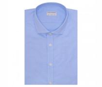 Slim-Fit Hemd 'Filliam' mit feiner Musterung