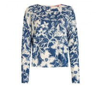 Pullover 'Alaya L' mit All-Over Print