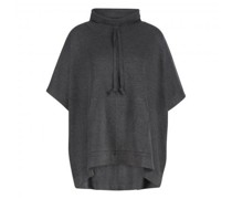 Oversized Pullover in Cape-Optik