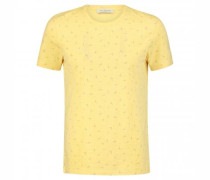 T-Shirt 'Oliver' mit All-Over Muster