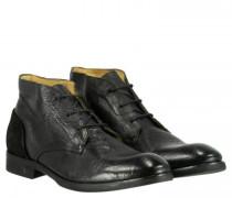 Schuh 'Ryecroft' aus Leder in Vintage-Optik