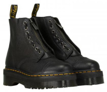 Boots 'Sinclair' aus Leder