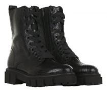 Boots 'Vida' aus Leder