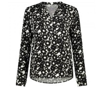 Bluse 'FadiaL' mit floralem Muster