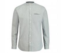 Slim-Fit Hemd 'Lake' mit Streifenmuster