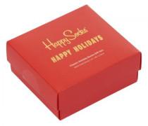 Geschenkbox 2er-Set Socken 'Holiday'