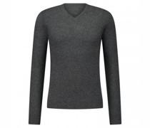 Slim-Fit Pullover aus Cashmere