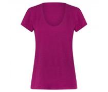 T-Shirt 'Avivi' mit V-Ausschnitt