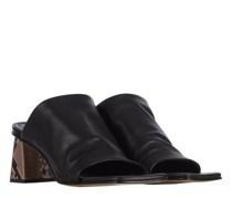 Sandaletten 'Virgi' aus Leder